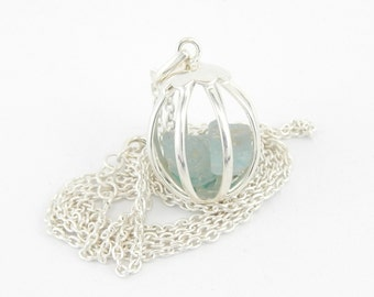 Mermaid Cage Pendant