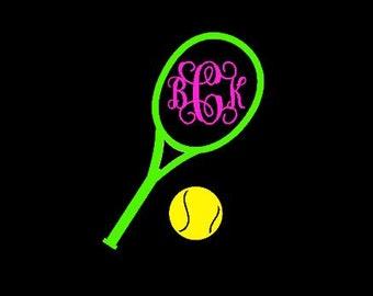 Monogram Tennis shirt