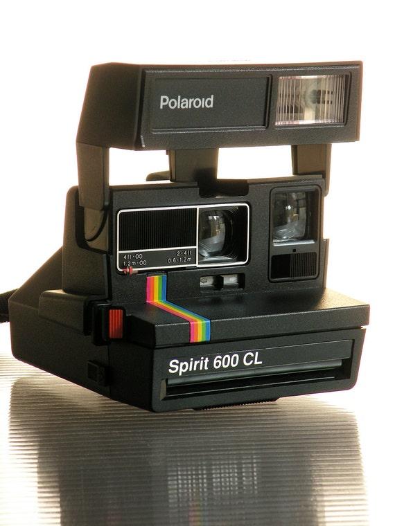 polaroid spirit 600 cl vintage. Black Bedroom Furniture Sets. Home Design Ideas