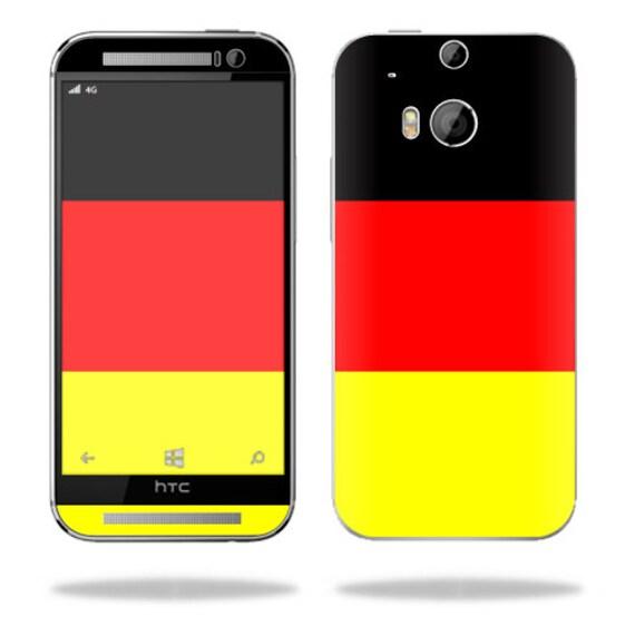 Decal Wrap for HTC Desire 510 610 M9 + 1 M8 One Mini M4 Windows Phone ...