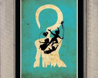 Peter Pan - Art Print / Poster