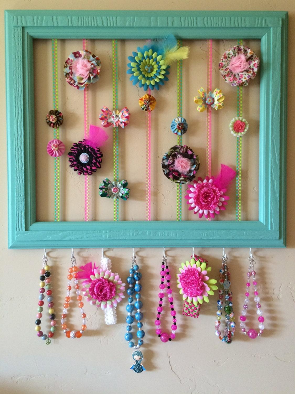 hair accessory organizer hair clip organizer hair clip. Black Bedroom Furniture Sets. Home Design Ideas