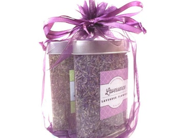 Culinary Lavender and Herbes de Provence Gift Set