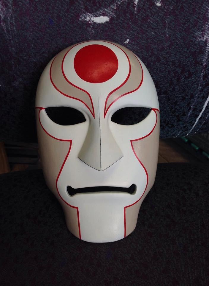 The gallery for --> Japanese Kabuki Mask