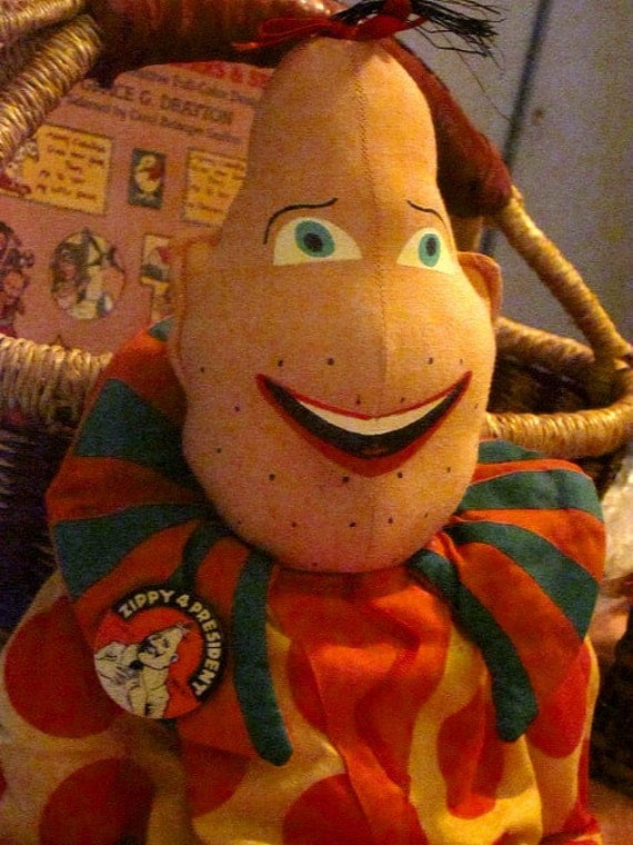 Zippy The Pinhead Doll zippy the pinhead doll by bill griffith by ...Zippy The Pinhead Costume