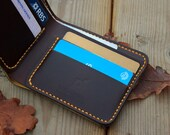 Horween Chromexcel Leather Classic Bifold Wallet