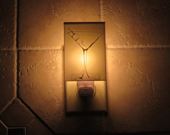 Martini time Night Light