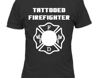 Tattooed Firefighter