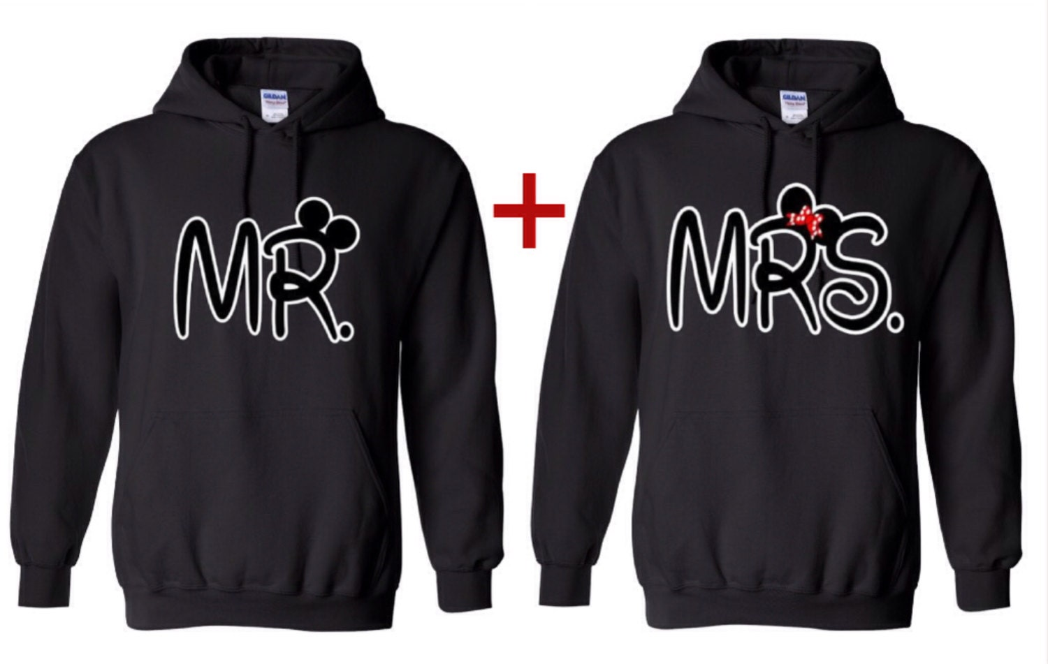 mr and mrs bride and groom couple hoodies mr and mrs. Black Bedroom Furniture Sets. Home Design Ideas