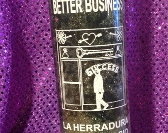 Traditional Hoodoo Candle For Better Business- fixed