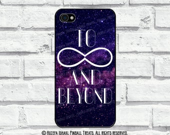 To Infinity And Beyond, iPhone 6 Plus, iPhone 6, 6S, iPhone 5, 5s, 4, 4s & iPhone 5c case
