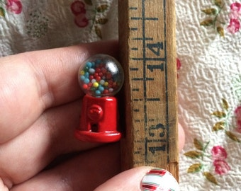 Miniature/Dollhouse Bubblegum Machine