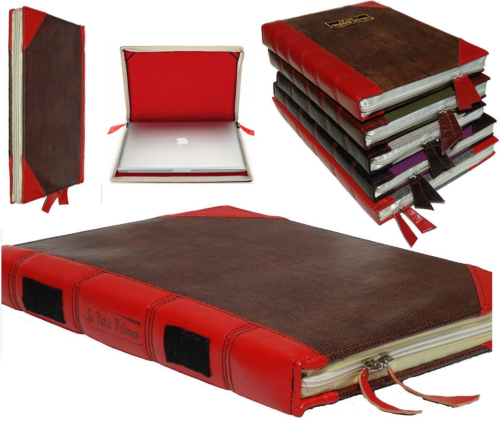Old Book Macbook Case : Laptop case book antique asus by