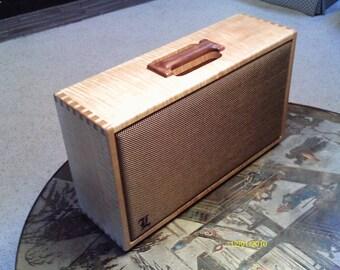 2X12 or 2X10 Custom Guitar Speaker Cabinet