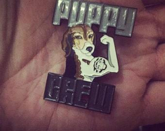 """Protohype """"Puppy Crew"""" Pin"""