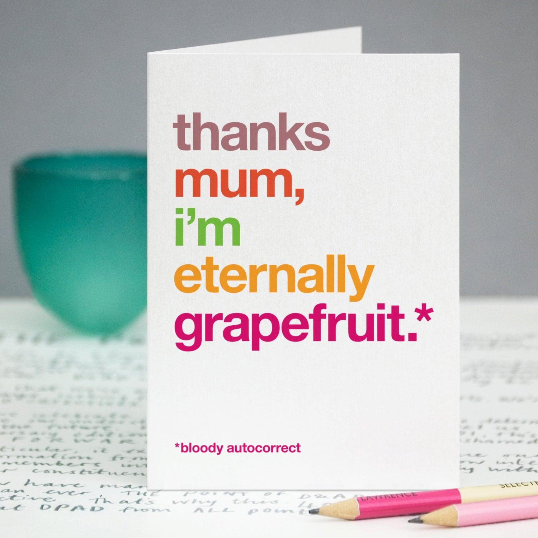 Birthday Cards For Moms gangcraftnet – Birthday Cards for Mom Funny