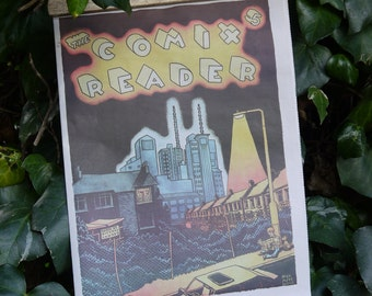 The Comix Reader: Issue 5 - underground comix newspaper