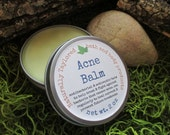 Acne Treatment All Natural Acne Balm for Skin Acne Skin Care Treatment All Natural Acne Healing Salve Acne Relief Herbal Acne Drawing Salve