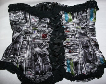 new listing corset