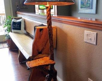 Cholla Cactus Standing Lamp