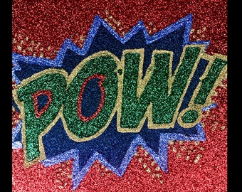 Superhero POW!