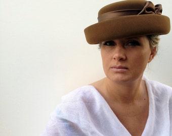 Fur Felt Hat - Katie