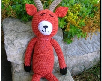 Toy Goat Pattern