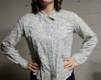 SALE: Abercrombie & Fitch Reliable Outdoor Goods Blouse