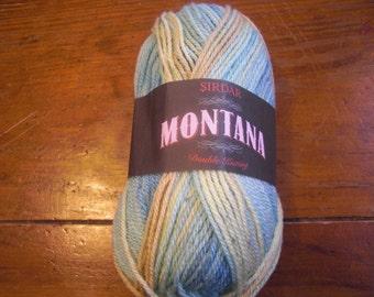 Sirdar Montana - Savannah (214) - Acrylic and Wool