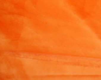 SALE 40% OFF Orange Cuddle 3 Minky Fabric from Shannon Fabrics