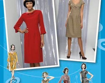 Simplicity 2550 Project Runway Dress Pattern sizes 4-12