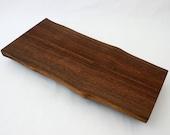 Black Walnut Serving Tray / Cheese Board / Utility Board