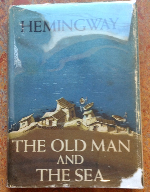 the old mans deterministic worldview in the old man and the sea a novel by ernest hemingway Existentialism essays and research papers | examplesessaytodaybiz  ernest hemingway's 'a  the representation of individuality in the old man and the sea.