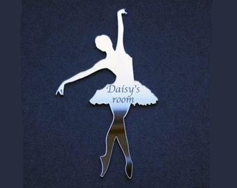 Ballet Dancer Acrylic Mirror (Dancer One)