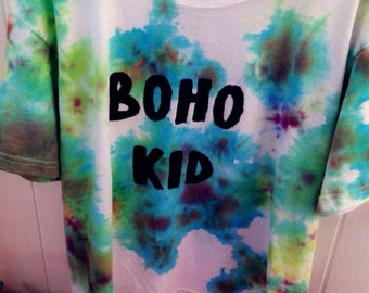 Tie Dye Shirt Youth 10/12