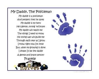 Paw Poem My Hero Wwwpicsbudcom
