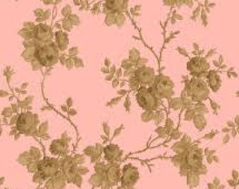 RJR Fabrics 1348 - 01  Pink Incense and Peppermints