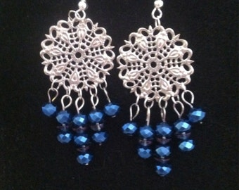 Beautiful Chandelier Earrings.