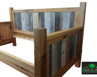 Reclaimed Oak Daybed