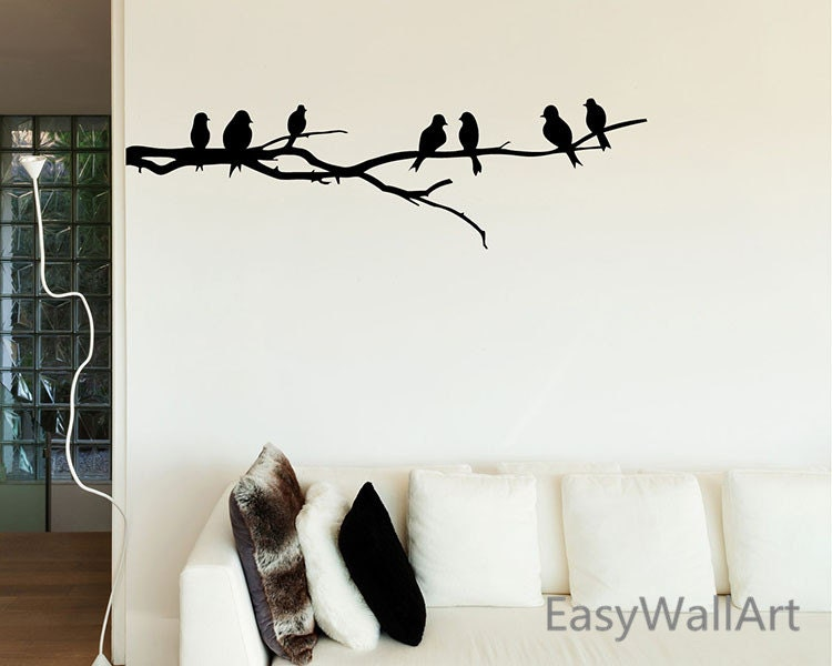 branche arbre stickers muraux arbre branche wall decal. Black Bedroom Furniture Sets. Home Design Ideas