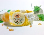 Yellow Spring Tree Bracelet