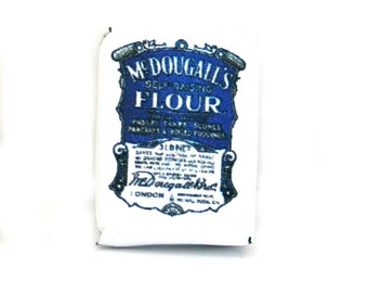 Vintage McDougalls flour Packet 12th scale