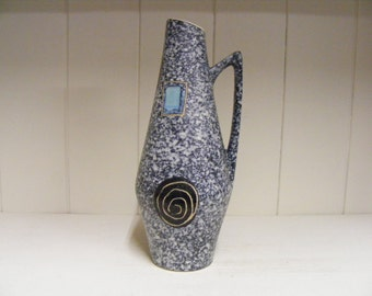 Reserved Iconic Scheurich vase by Heinz Siery