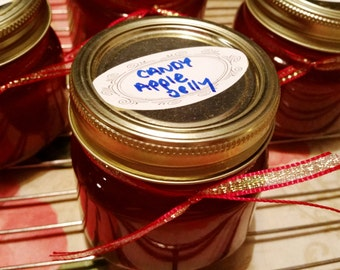 Candy Apple Jelly