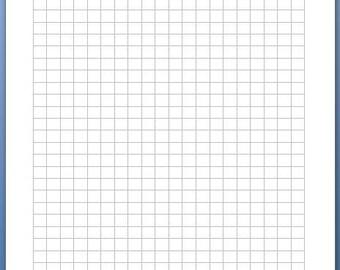 A5 grid paper 50 sheets