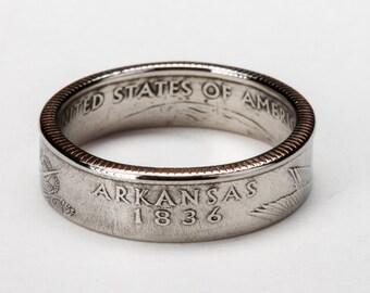 Arkansas State Quarter Ring