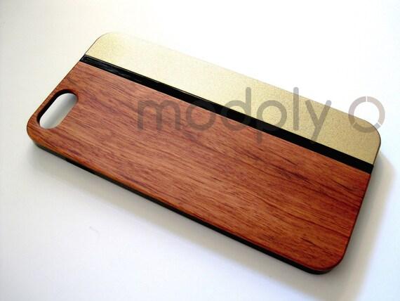 Rose Gold Wood Iphone 5 Case Iphone 6 Plus Case Rose Wood
