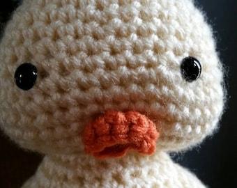 Small Duck Amigurumi