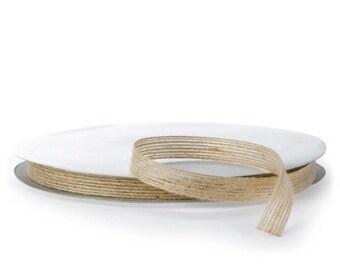 Jute Ribbon for Rustic Wedding Favors Decorations
