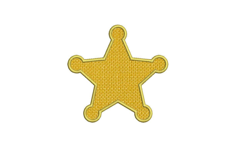 badge embroidery machine